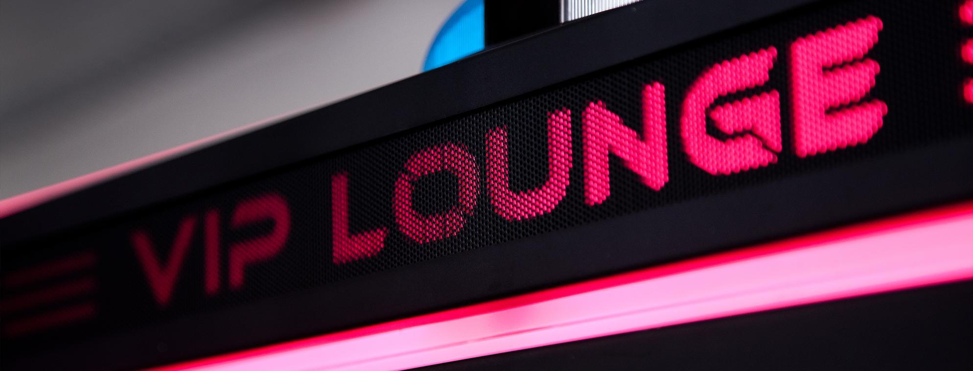 vip lounge weblside