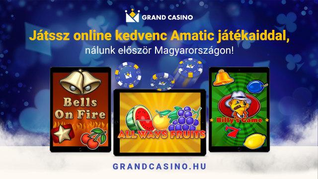 Grandcasino Online